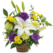Obon(Buddhist memorial service) sympathy arrangement