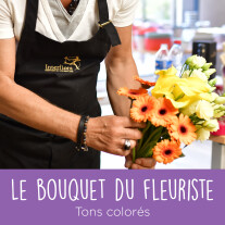 Bouquet du fleuriste Multicolore