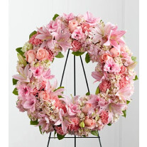 S21-4484 - The FTD® Loving Remembrance™ Wreath